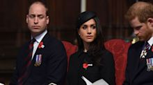 Prince William Caught Falling Asleep In Abbey