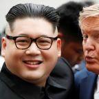 Fake news: Kim and Trump lookalikes draw crowds in Hanoi