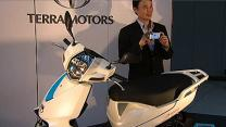 New Electric Scooter Links to Your IPhone