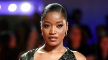Keke Palmer Rocked The Most '90s Hairstyle To The 2020 VMAs