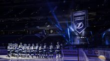 Lightning to fully raise Stanley Cup banner during 're-opening night'