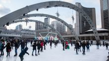 How Toronto's skating rinks stay frozen when temperatures rise