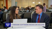 CyberArk Software Moves On Volume