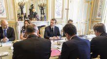 Rencontre avec les syndicats : Macron veut ouvrir «une autre séquence»