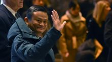 Chine: Jack Ma, l'exubérant patron d'Alibaba, tire sa révérence