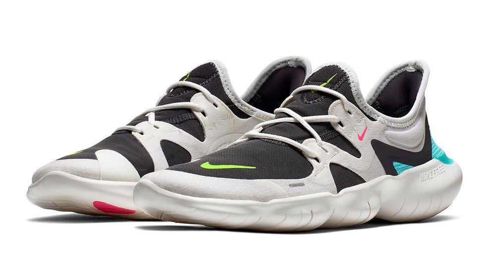 The New Nike Free RN 5.0 Shoes Will Make You Feel Like You