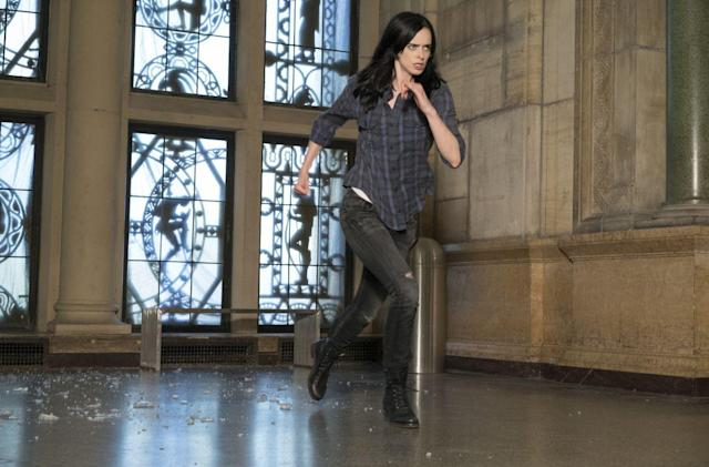 What's on your HDTV: 'High Castle,' 'Jessica Jones,' 'SW: Battlefront'