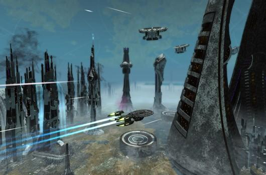 Captain's Log: Solonae space zone in Star Trek Online