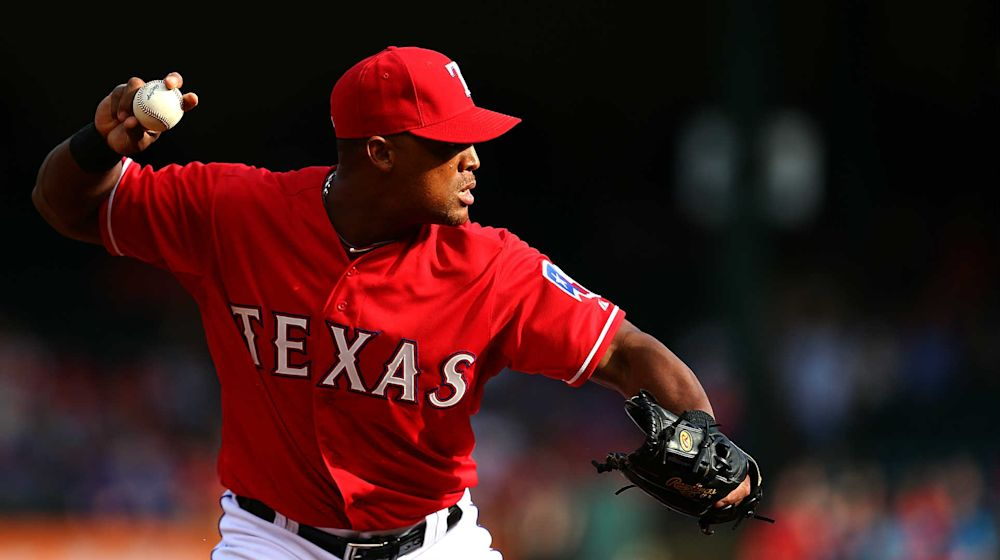 Adrian Beltre suffers calf setback, without timetable to return for Rangers