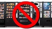 Court Bans Man From All Vending Machines