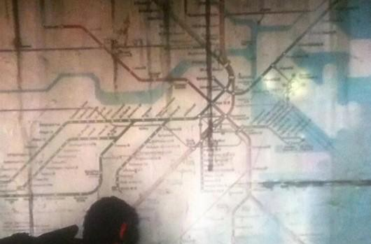 Subway map artist and Naughty Dog settle The Last of Us complaint