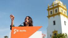 """Inés Arrimadas, sobre Susana Díaz: """"Para una cosa en la que ha trabajado, la esconde"""""""