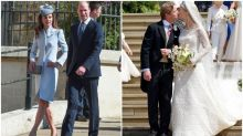 Royal snub? Why William and Kate weren't at family wedding