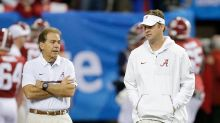 Lane Kiffin says he could have coached in the national championship, Nick Saban disagrees