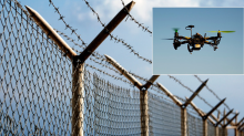 Couple jailed for trying to fly a drone filled with drugs into a prison