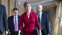 Referendum must be 'legal and legitimate', says Sturgeon