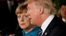 Merkel findet Twitter-Sperre für Trump problematisch - Mehrheit dafür