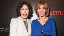 Lily Tomlin Calls Grace and Frankie Costar Jane Fonda a 'Real Toughie' Amid Protest Arrests