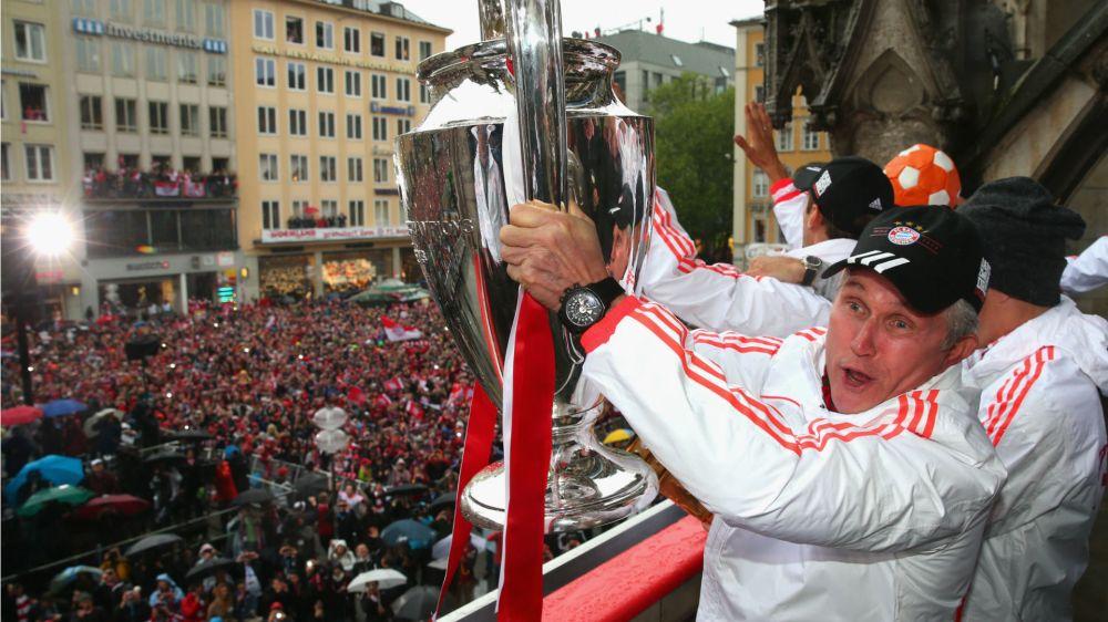 Heynckes returns as Bayern coach until end of season