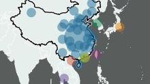 Coronavirus : l'épidémie s'accélère avertit Xi Jinping, notre carte en temps réel