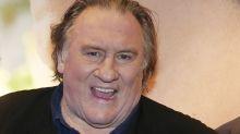 Gérard Depardieu acusado de violación