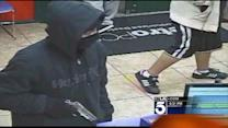 Two Arrested, Third Sought in Series of OC Armed Robberies