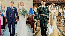'My sister-in-law and I bought the same wedding gown… and nobody noticed'