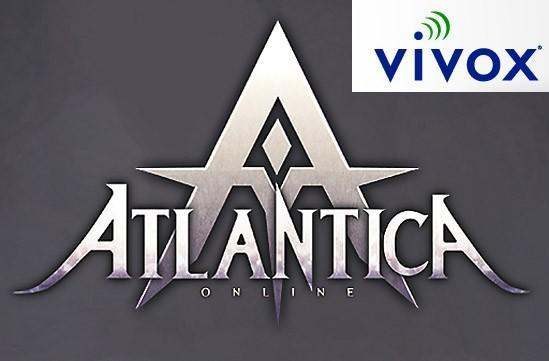 Atlantica Online adds voice chat functionality