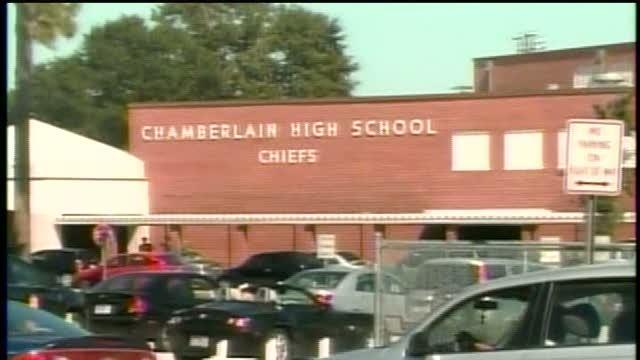 Chamberlain High School student charged with sexual battery