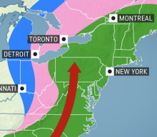 Developing weather pattern has forecasters on early alert for potentially significant storm