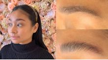 #TrendOnTrial: What is brow lamination—and is it worth it?