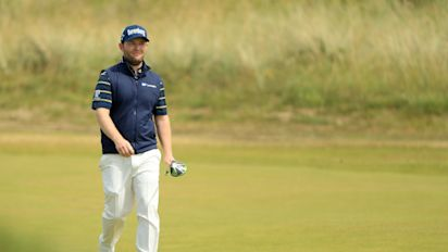 The Open: Branden Grace shoots 62 to make golf history