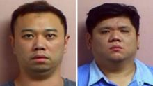 Duo jailed for providing foreigners with forged immigration materials