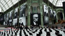 """""""Karl for Ever"""": Paris erweist Karl Lagerfeld die letzte Ehre"""