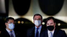 Brasil precisa de entendimento entre Poderes para manter controle sobre Amazônia, diz Bolsonaro
