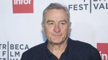 Robert De Niro isn't planning to punch Donald Trump anymore