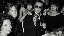 11 imágenes de Karl Lagerfeld que probablemente no habías visto