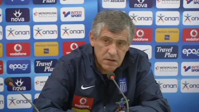 Greece remain hopeful of qualifying for 2014 World Cup