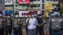 Las fuerzas armadas en Birmania despliegan tecnología de punta para reprimir y buscar opositores