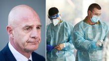 Aussie state records first coronavirus case in nine weeks
