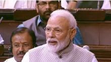 Narendra Modi slams Congress' 'arrogance' in Rajya Sabha speech, says party can neither accept defeat nor digest win