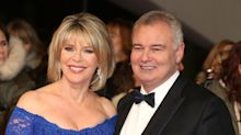 Eamonn Holmes and Ruth Langsford celebrate 10th wedding anniversary