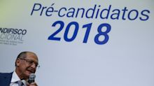 Alckmin diz que eleitores saberão separá-lo de Aécio na hora de votar