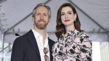 Anne Hathaway revela que está embarazada de su segundo hijo
