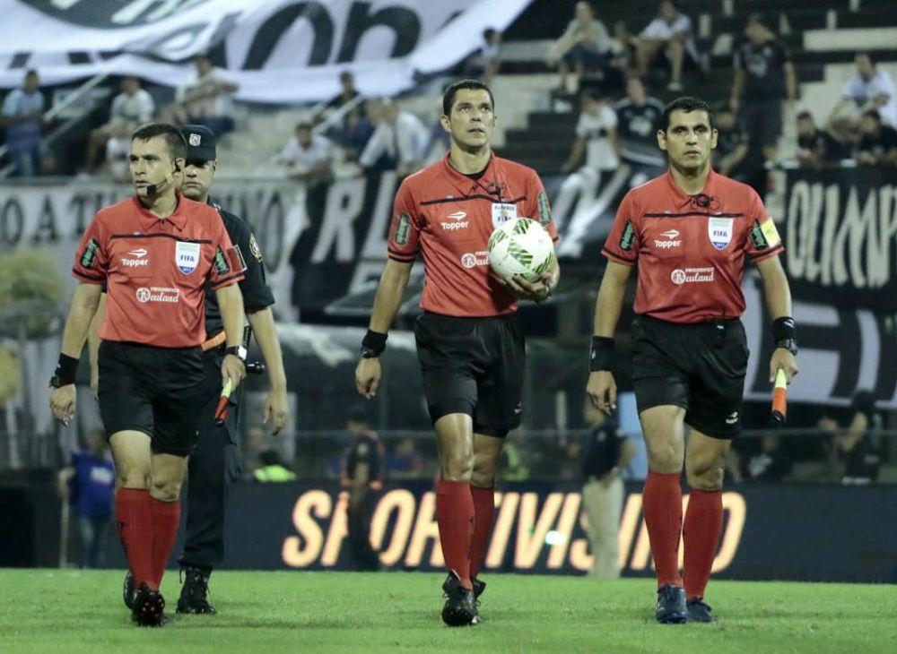 Están los árbitros para la fecha 11 de Paraguay