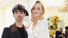 Joe Jonas shares first new photo with Sophie Turner since welcoming baby Willa