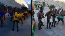 Fact check: Did Indian Army soldiers celebrate Ganesh Chaturthi at Galwan Valley