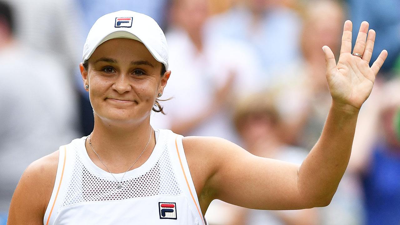 Ash Barty's huge rankings boost despite Wimbledon loss