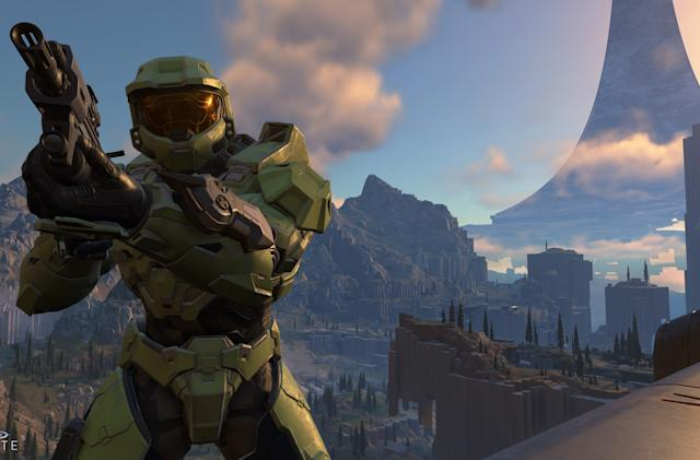 Leak suggests 'Halo Infinite' multiplayer will be free-to-play