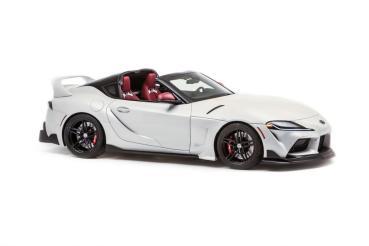 致敬 A80 AeroTop 系列,Toyota GR Supra Sport Top SEMA 概念車線上亮相